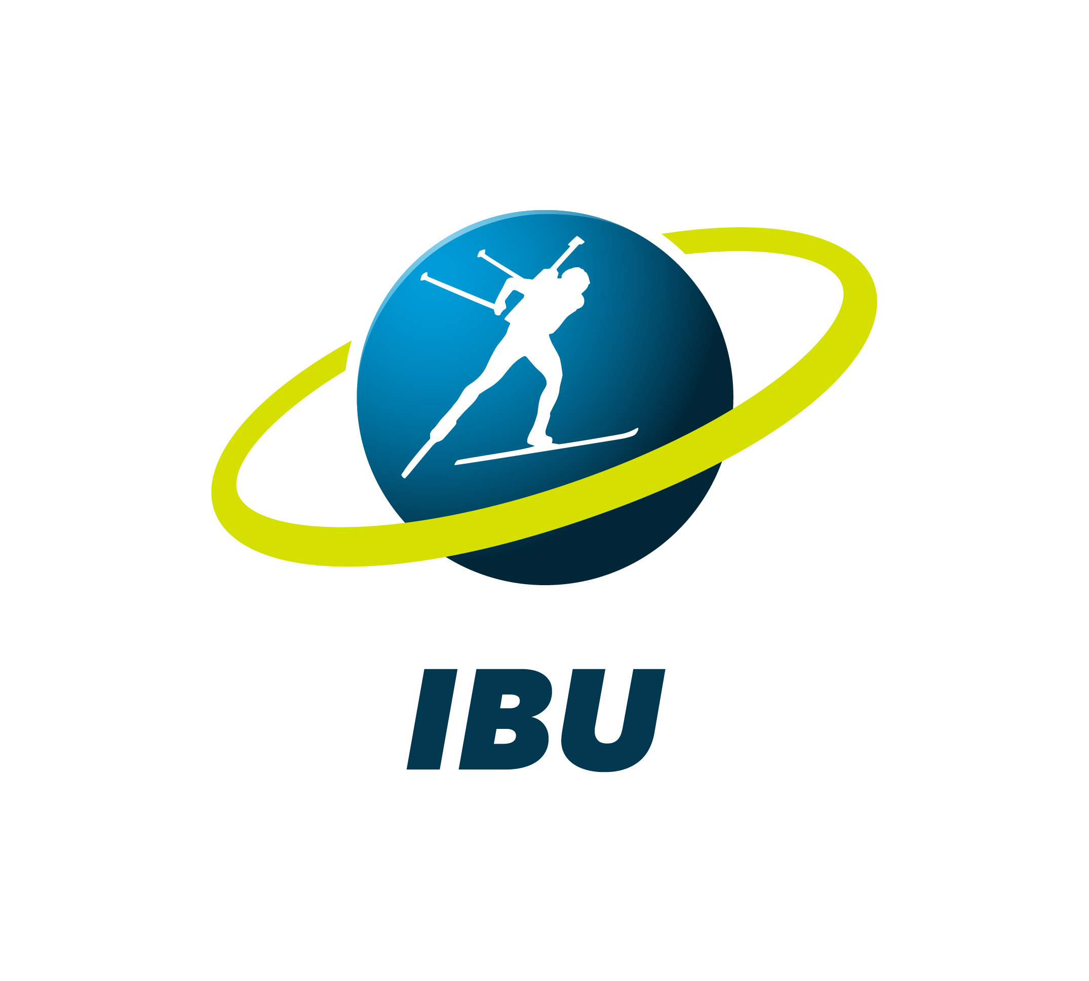 fis logo international biathlon union
