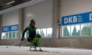 Aline Rocha é a vencedora do Prêmio Paralímpicos 2017 nos Esportes de Neve