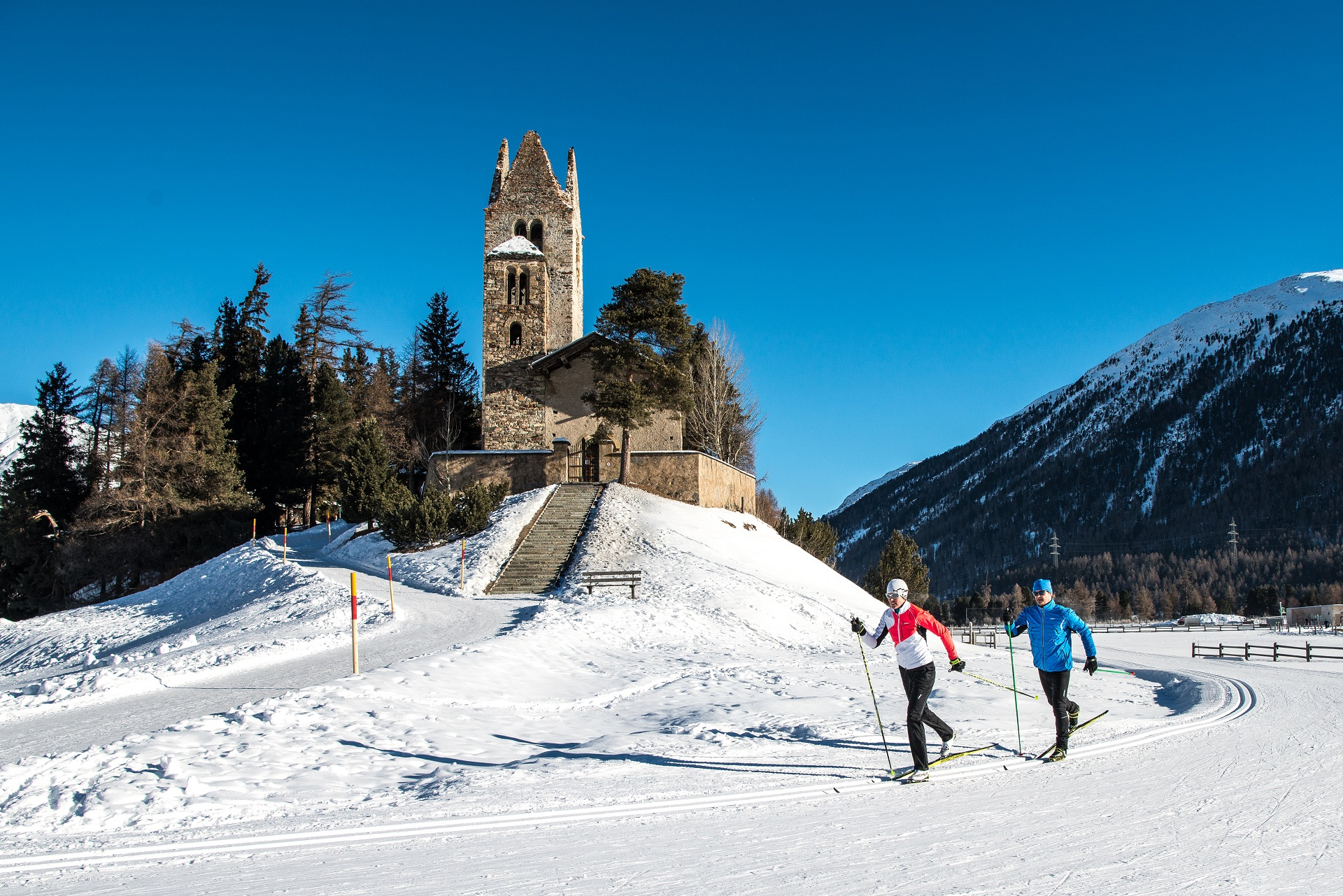 Engandin St Moritz crédito swissimage.ch Salis Romano