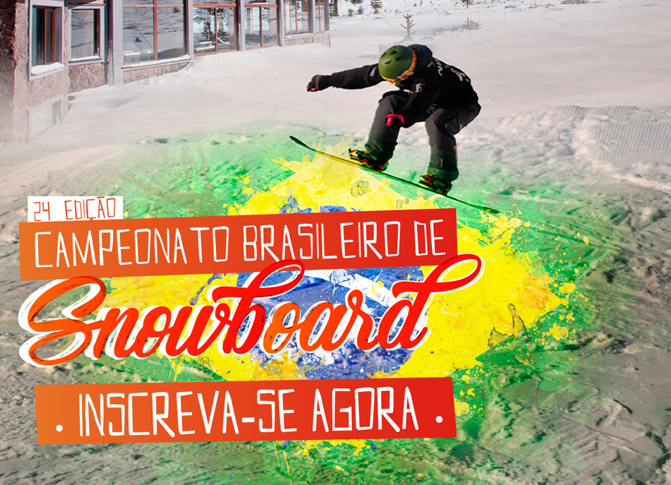 campeonato brasileiro de snowboard