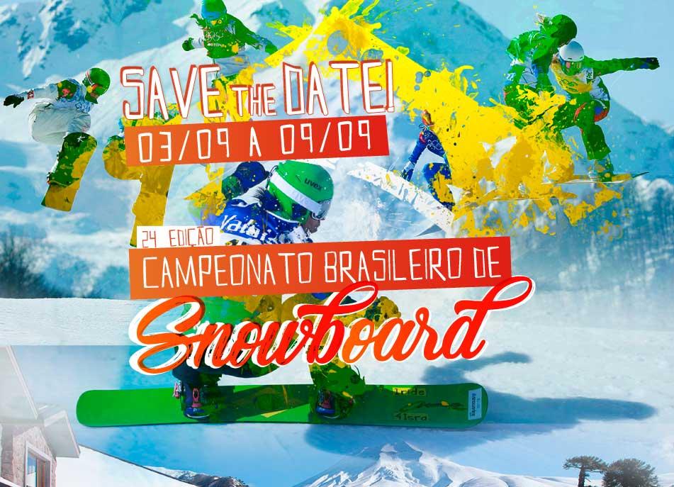 24º campeonato brasileiro de snowboard