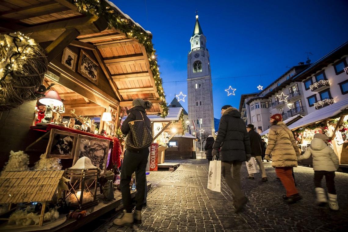 Cortina d'Ampezzo crédito www.bandion.it