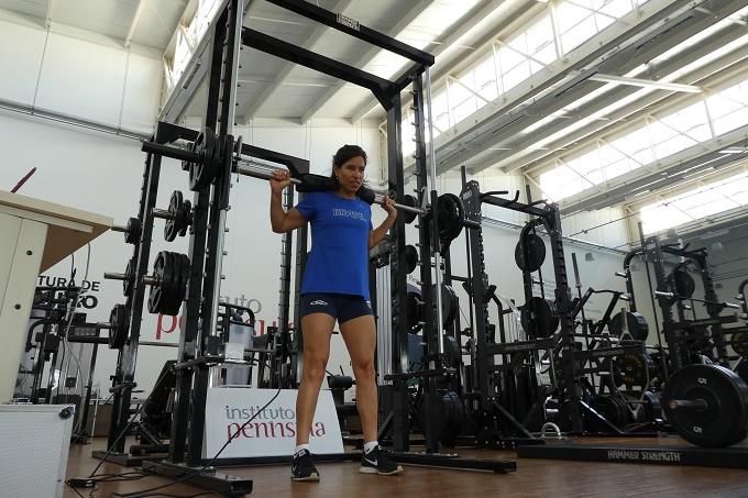De olho na temporada olímpica, Isabel Clark comprova maior potência e força em série de testes físicos em São Paulo