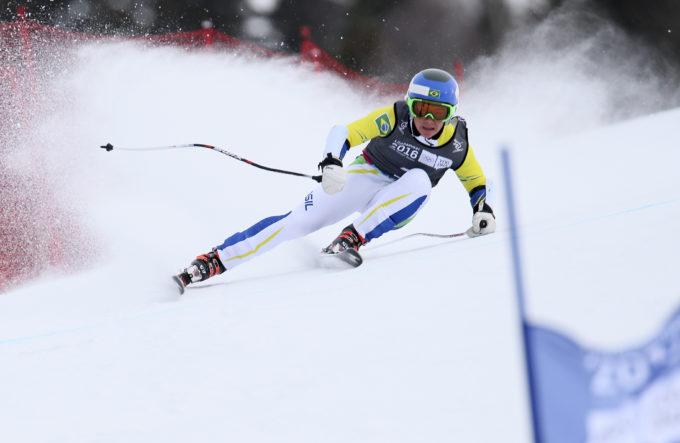 Aos 19 anos, Michel Macedo garante vaga para os Jogos Olimpicos