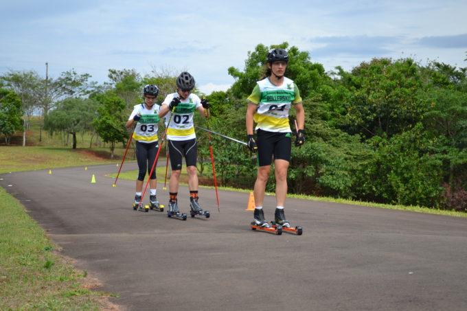 Circuito Brasileiro de Rollerski reúne legião de atletas credenciáveis para Jogos Olímpicos e Paralímpicos em São Carlos