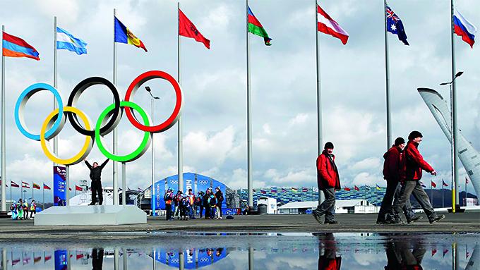 os 7 esportes olímpicos de neve