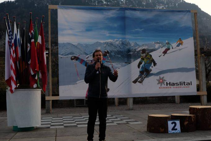 Stefano Arnhold e Pedro Pacheco representam Brasil no Mundial Masters de Ski Alpino