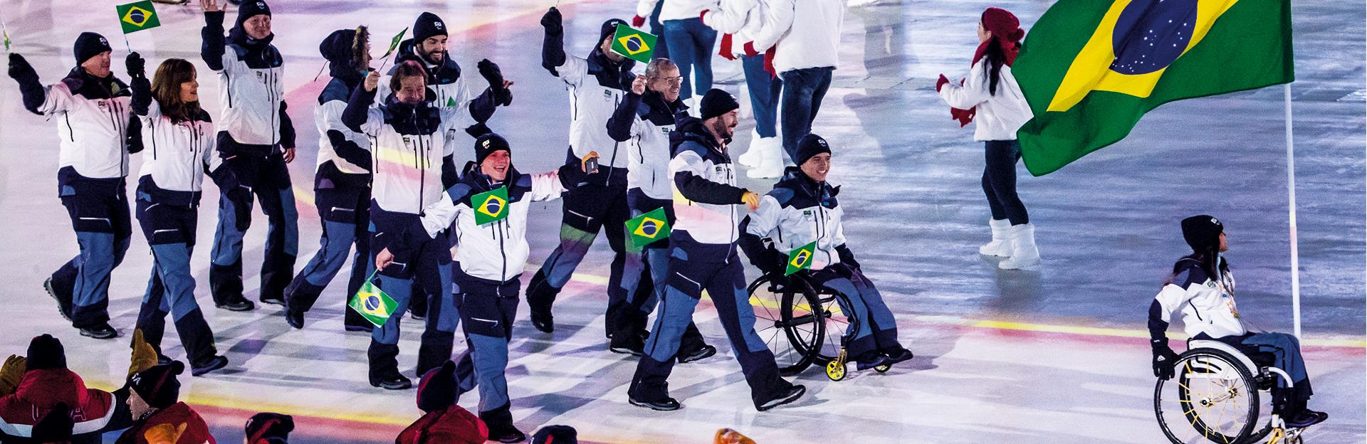 cerimonia de abertura jogos paralimpicos